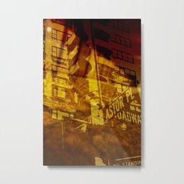 New York Series #2 Metal Print