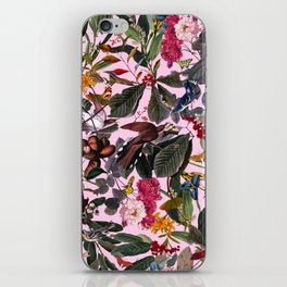 The Butterfly's Dream iPhone Skin