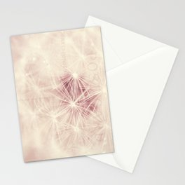 dandelion postcard Stationery Cards