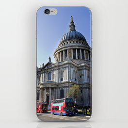St Paul's Cathedral London iPhone Skin