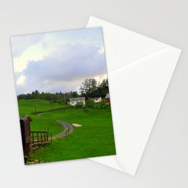 Norwegian Living Stationery Cards
