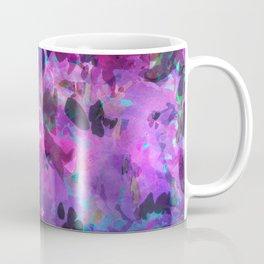 Violet Fields Coffee Mug