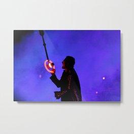 Bono 360 Chicago Metal Print
