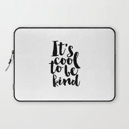 Be kind Be Brave Kids Gift Nursery Print Nursery Wall Art Children Print Typography Print Laptop Sleeve