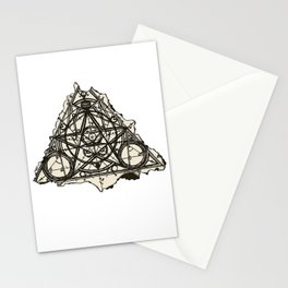 Imperfect Symmetry Stationery Cards