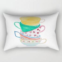 High Tea Rectangular Pillow