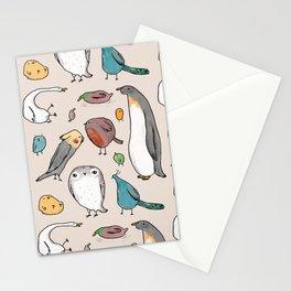 Lump Birds Stationery Cards