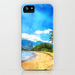 Hawaii Maui Kihei iPhone Case
