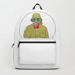 """Mac Miller R.I.P """"Juice"""" Backpack"""