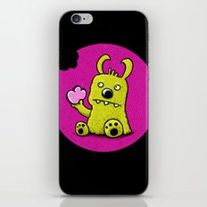 Tail iPhone & iPod Skin