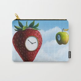 D (StrawberryClock's Dream) Carry-All Pouch