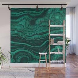 Malachite Texture 01 Wall Mural