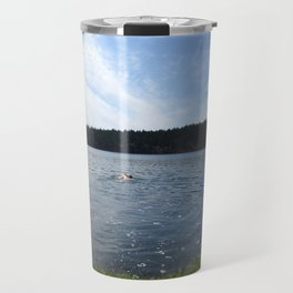 Orcas Island Travel Mug