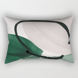 minimalist painting 01 Rectangular Pillow