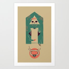 Bjorn Art Print