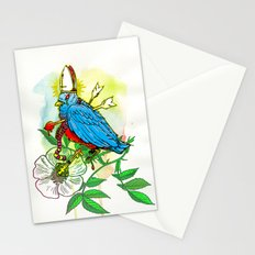 Bad Bad Birdy Stationery Cards