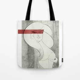 wanton eyes Tote Bag