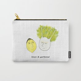 limon & garfennel Carry-All Pouch