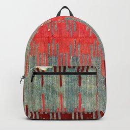 Sivas Antique Turkish Kilim Backpack