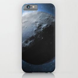 Outer Space Planetary — Moon iPhone Case