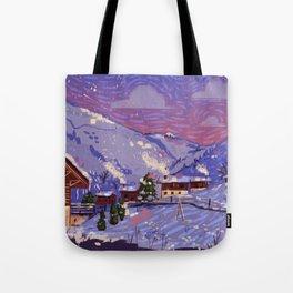 WinterHome Tote Bag
