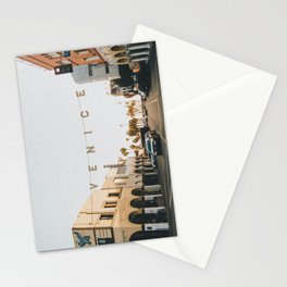 venice / los angeles, california Stationery Cards