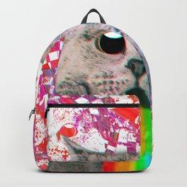 Meme Cat Backpack