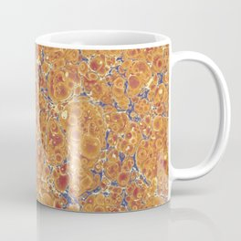 Decorative Paper from page 5 of History of the French National Convention (1825) Coffee Mug