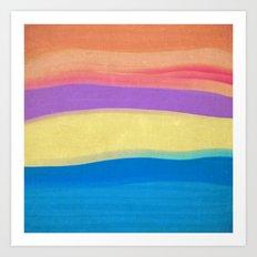 Skies The Limit IV Art Print