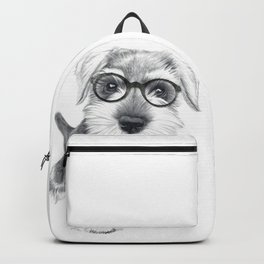 Nerdy Schnozz Backpack