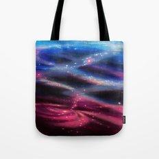 Universe Reflected Tote Bag