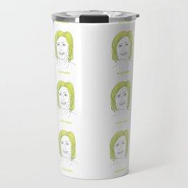 Celery Clinton Travel Mug