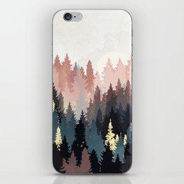 Spring Forest Light iPhone Skin