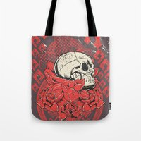 religion Tote Bags featuring Occult Religion by Tshirt-Factory