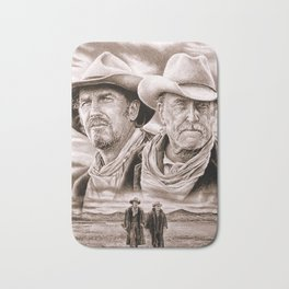The Open Range Bath Mat