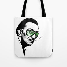 Dalì, what are you watching? Tote Bag