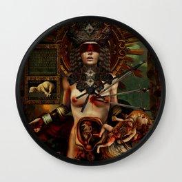 Ad maiorem Dei gloriam (A.M.D.G.) +13 Wall Clock