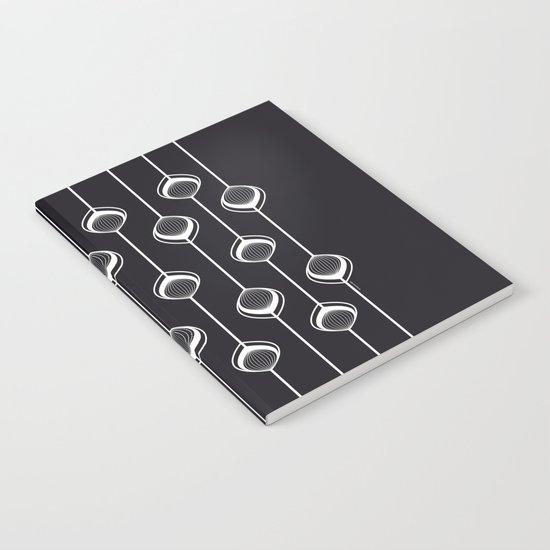 Peacock-Lampions Notebook