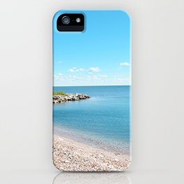AFE Tommy Thompson Park 2, Beach Photography iPhone Case