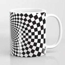 Vertigo Optical Art Coffee Mug