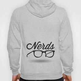 Get your nerd on Hoody