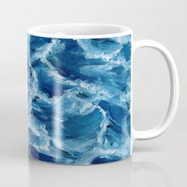 Acrylic wave Coffee Mug