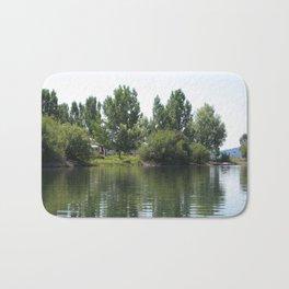 Williamson River, Oregon Bath Mat
