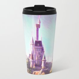 Rapunzel's Castle Travel Mug