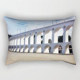 Arco da Lapa -Rio de Janeiro  Rectangular Pillow