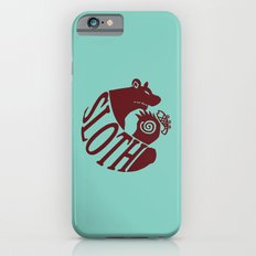 The Grizzly's Sin of Sloth iPhone 6s Slim Case