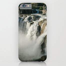 Shoshone Falls, Idaho iPhone Case