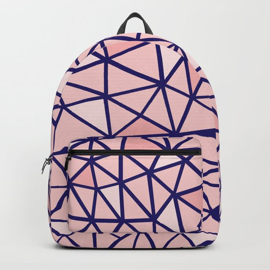 Broken Blush Backpack