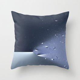 Storm of destruction or disruption? Throw Pillow