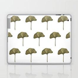 Green Ginko Leaf - Simple Minimalist Nature Laptop & iPad Skin